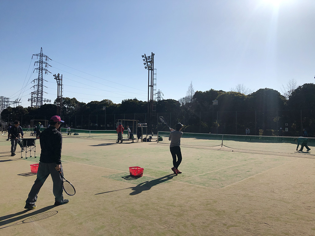入船公園テニスコート,神奈川県横浜市鶴見区