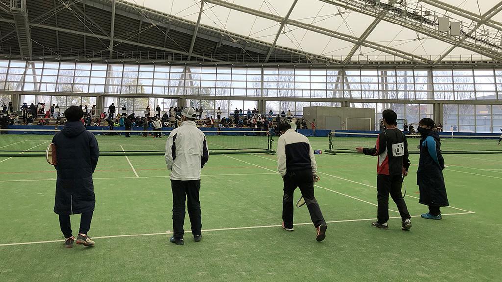 埼玉県インドア選手権,所沢TC,所沢テニスクラブ