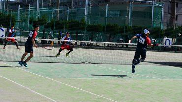 2021関東オープンソフトテニス大会,東京ガス,谷河内テニスコート