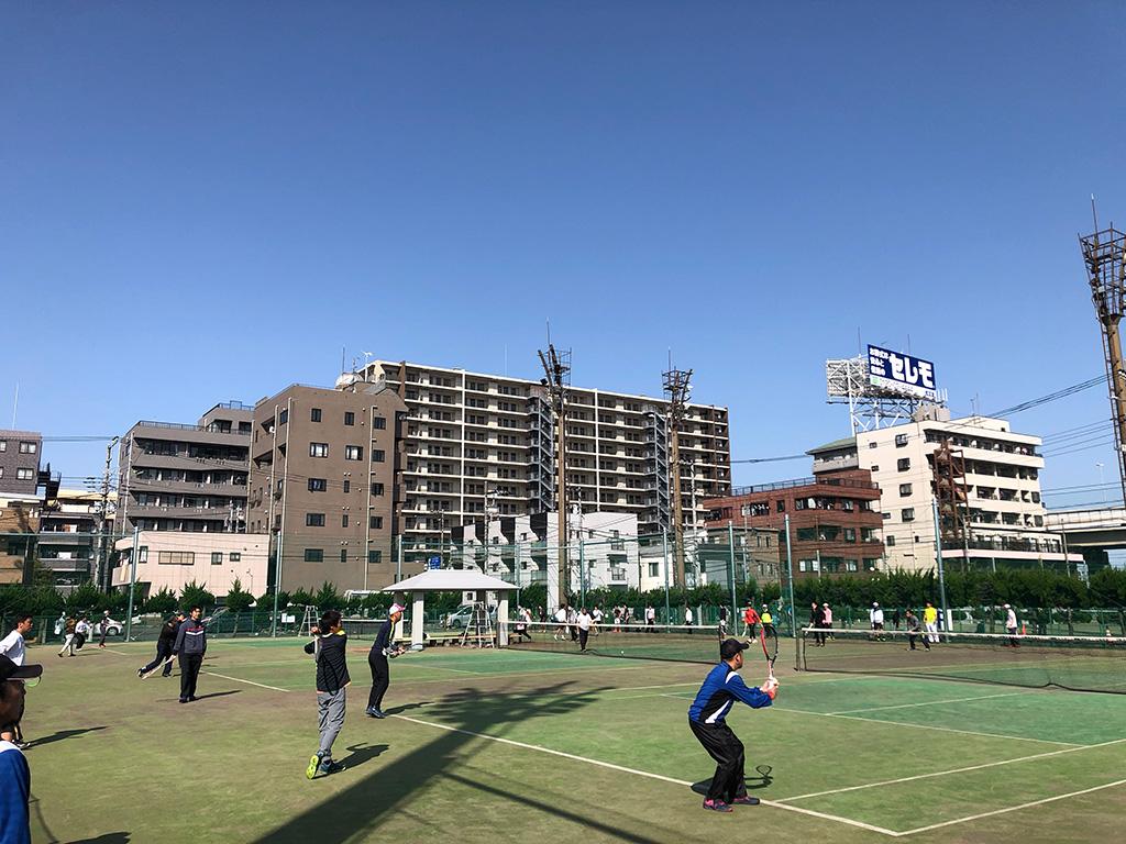 2021関東オープンソフトテニス大会,谷河内テニスコート
