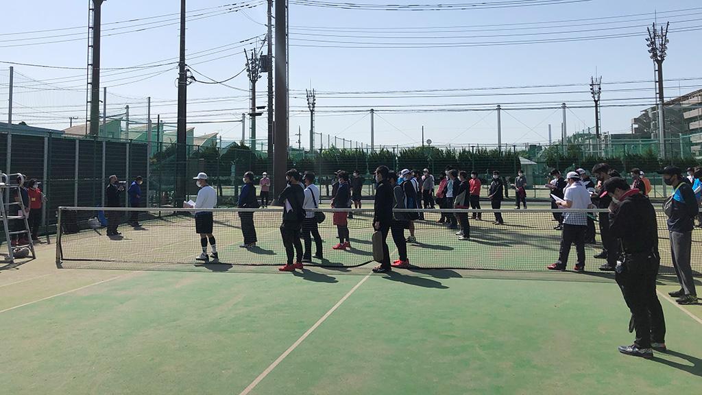 2021関東オープンソフトテニス大会,谷河内テニスコート,35男子・45男子