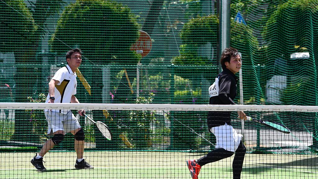 所沢TC,所沢テニスクラブ,山下相澤