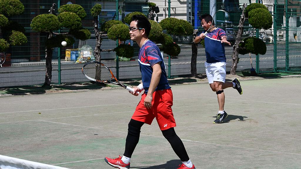 所沢TC,所沢テニスクラブ,竹島梶井
