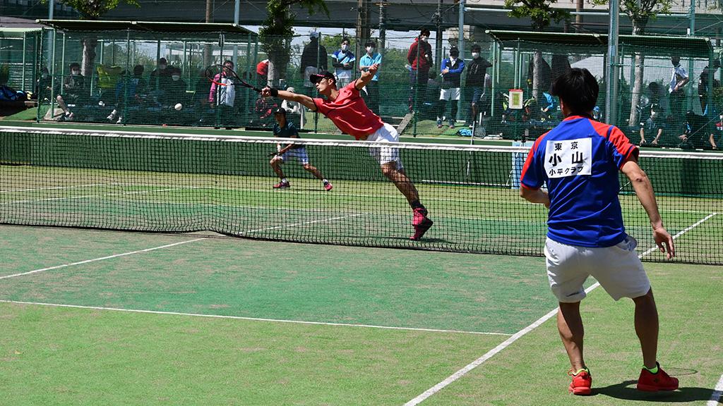 2021関東オープンソフトテニス大会,谷河内テニスコート,35男子