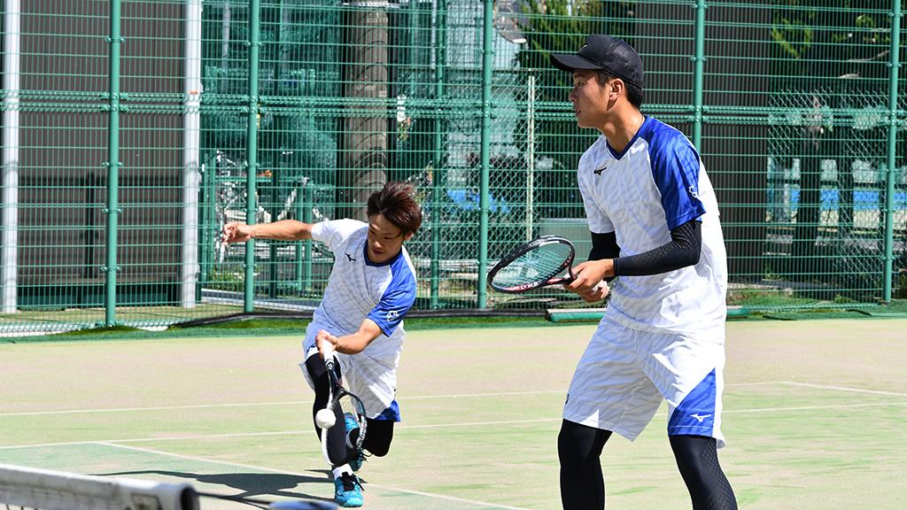 日本体育大学,簗田小田島,関東オープン