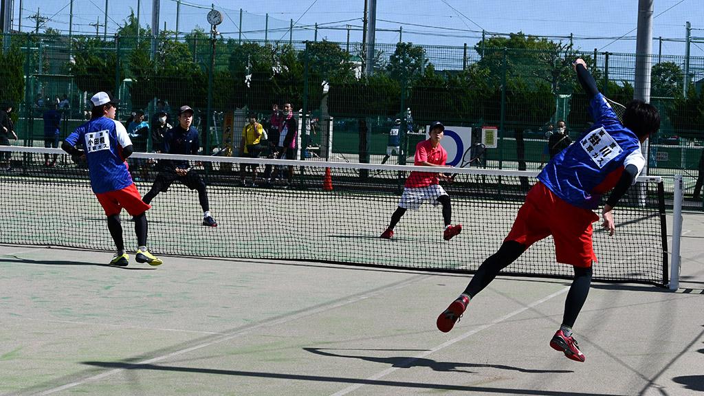 2021関東オープンソフトテニス大会,谷河内テニスコート,一般男子