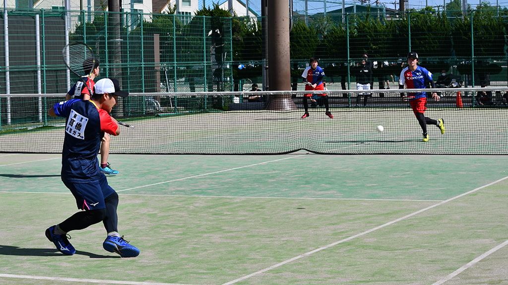 2021関東オープンソフトテニス大会,谷河内テニスコート,一般男子決勝