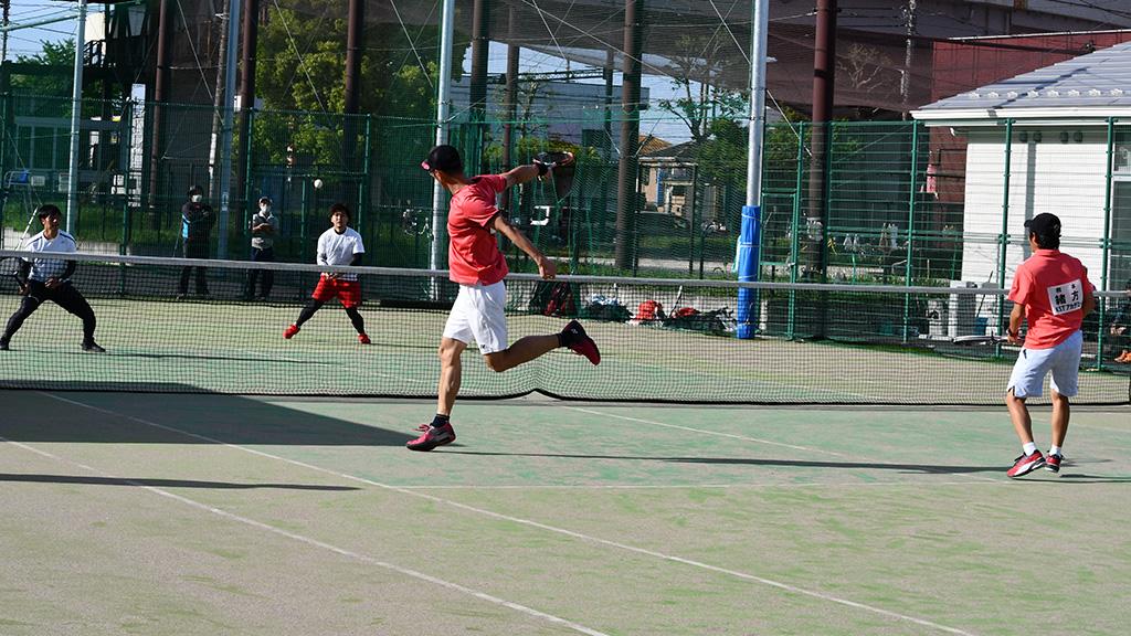 2021関東オープンソフトテニス大会,谷河内テニスコート,35男子決勝