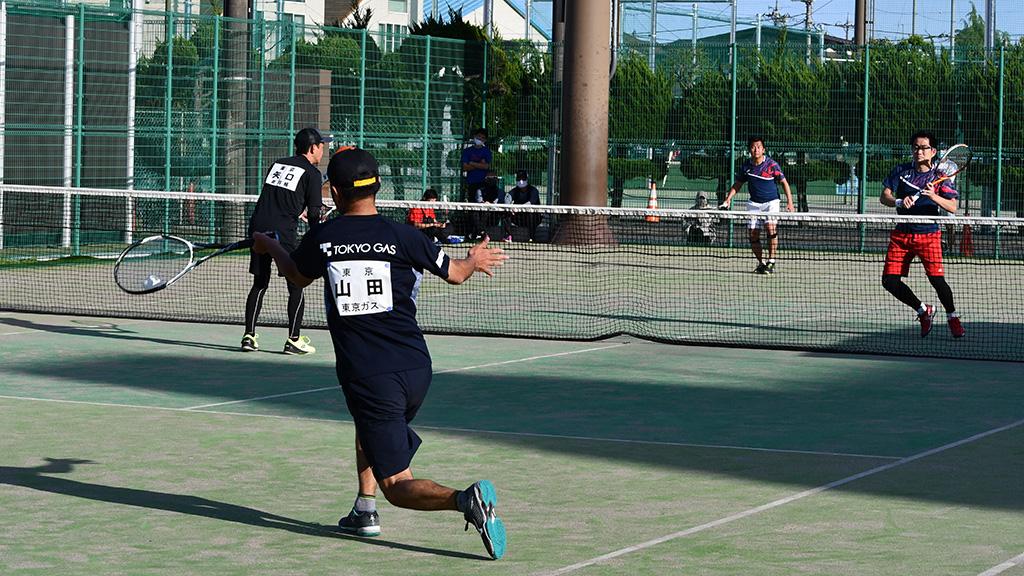 2021関東オープンソフトテニス大会,谷河内テニスコート,45男子決勝