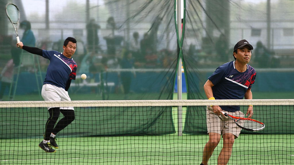 関東ソフトテニス選手権,所沢テニスクラブ,竹島・飯田