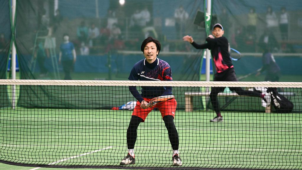 関東ソフトテニス選手権,所沢テニスクラブ,大窟・松永