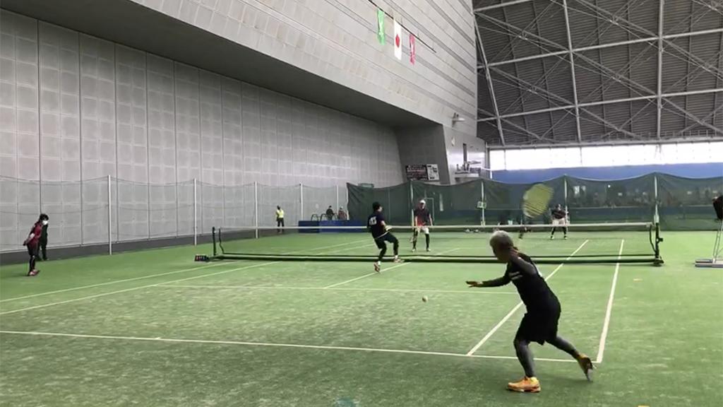 関東ソフトテニス選手権,所沢テニスクラブ,来須・荒川