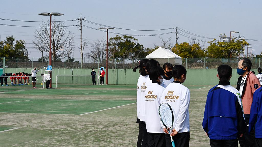 都道府県全中代替,ソフトテニスフェスタ2021,ソフトテニス山形県代表