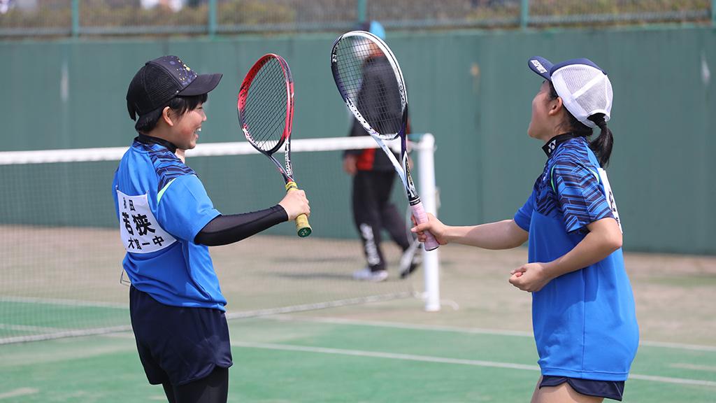 Soft Tennis Festa 2021,全国中学生ソフトテニス対抗戦,秋田県代表