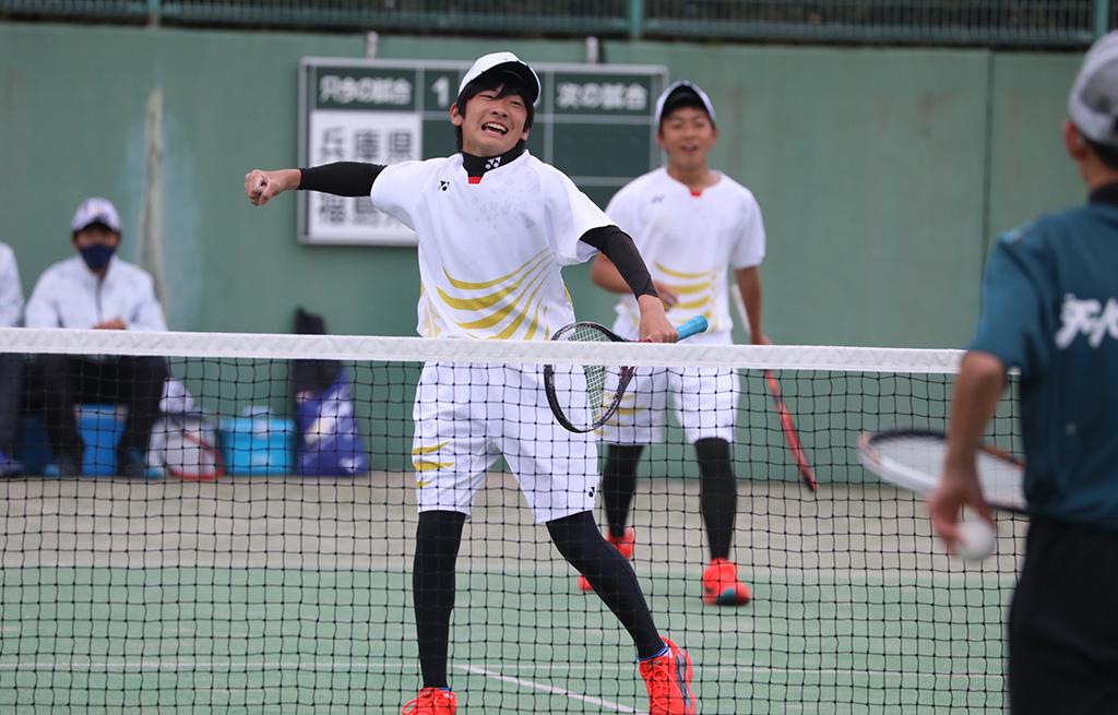 Soft Tennis Festa 2021,全国中学生ソフトテニス対抗戦,兵庫県代表