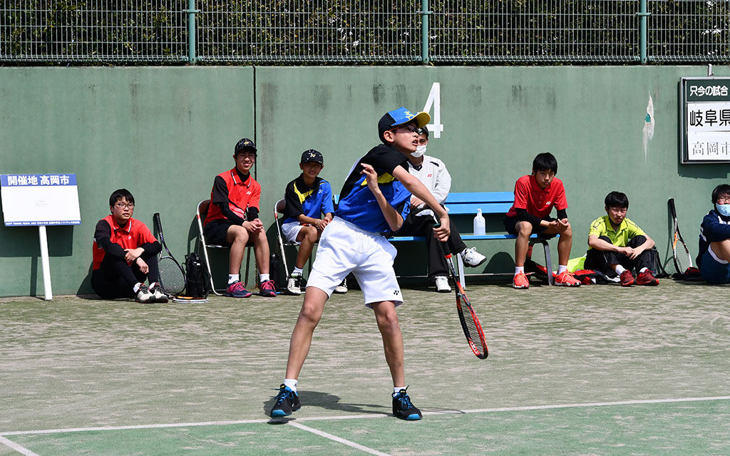 Soft Tennis Festa 2021,全国中学生ソフトテニス対抗戦,開催地高岡市代表