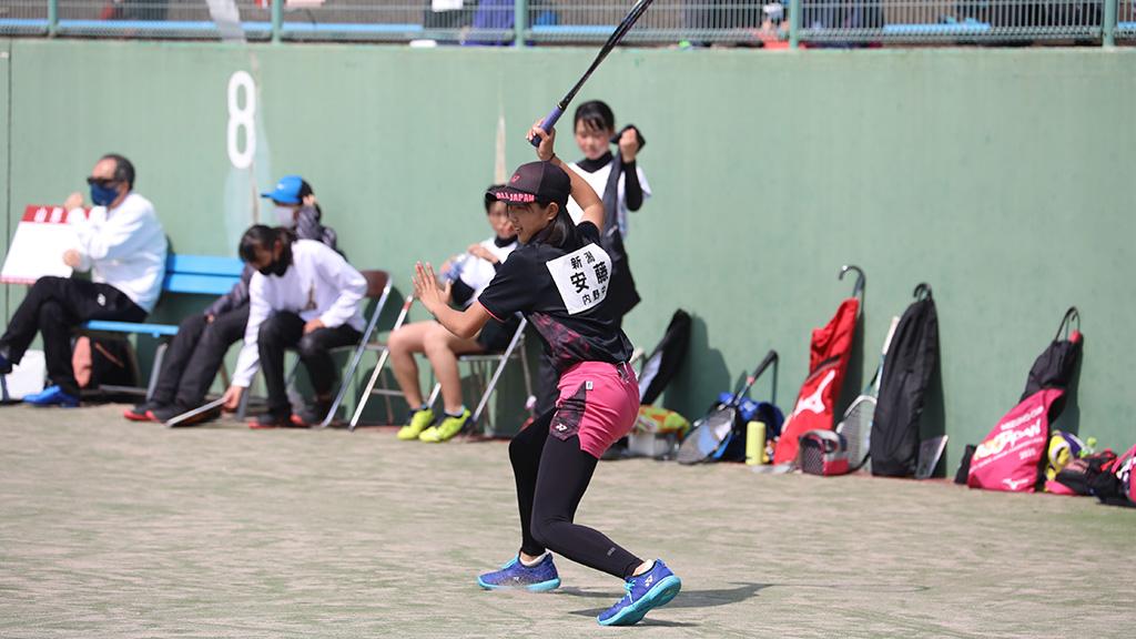 Soft Tennis Festa 2021,全国中学生ソフトテニス対抗戦,新潟県代表