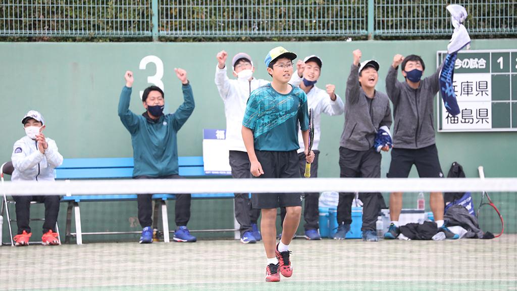 Soft Tennis Festa 2021,全国中学生ソフトテニス対抗戦,福島県代表