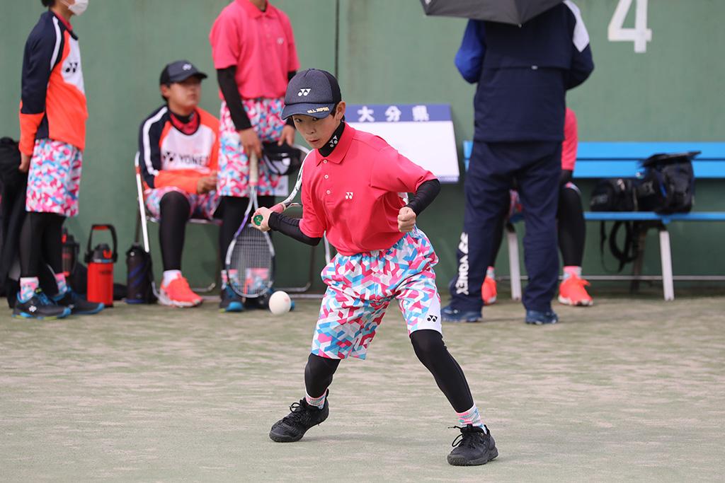 Soft Tennis Festa 2021,全国中学生ソフトテニス対抗戦,大分県代表