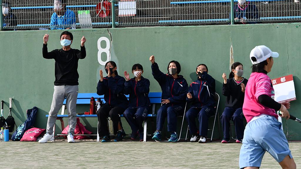 Soft Tennis Festa 2021,全国中学生ソフトテニス対抗戦,東京都代表