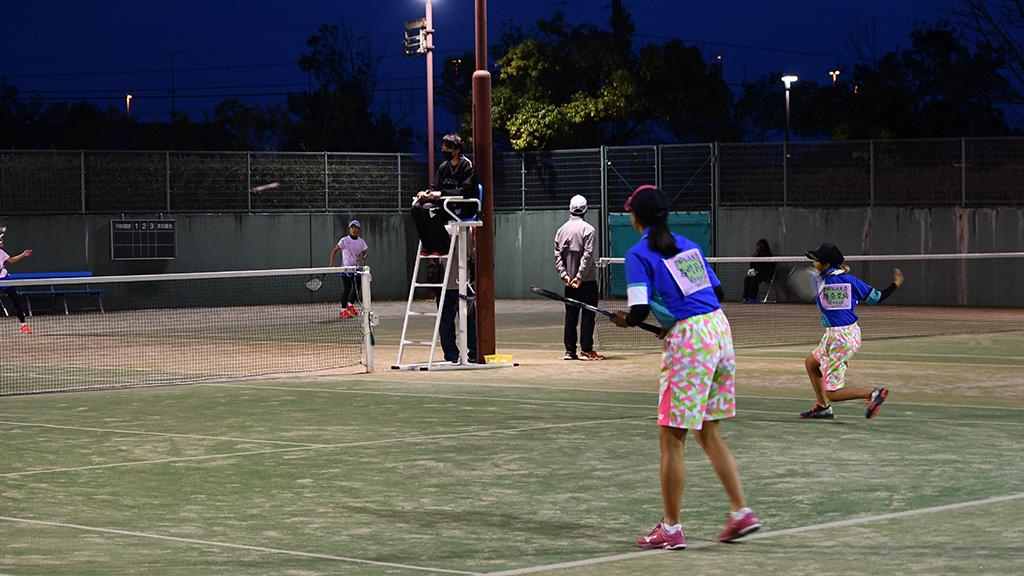 Soft Tennis Festa 2021,全国中学生ソフトテニス対抗戦,決勝トーナメント