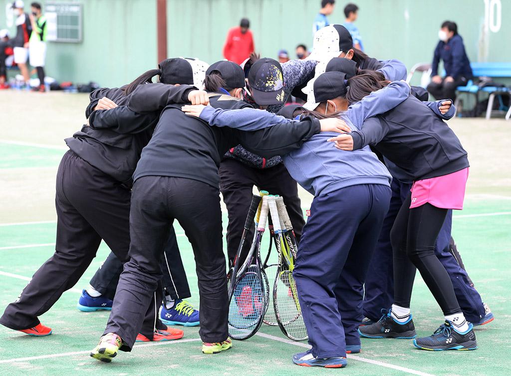 高岡スポーツコア,全国中学生ソフトテニス対抗戦,ソフトテニスフェスタ2021