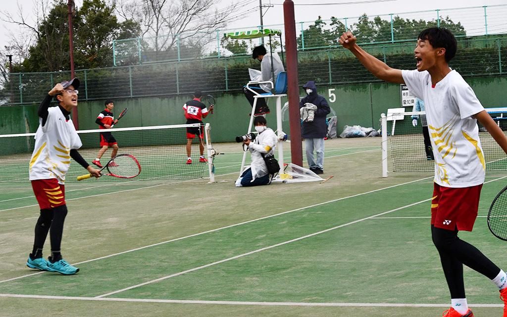 都道府県全中ソフトテニス代替,愛知県,神奈川県
