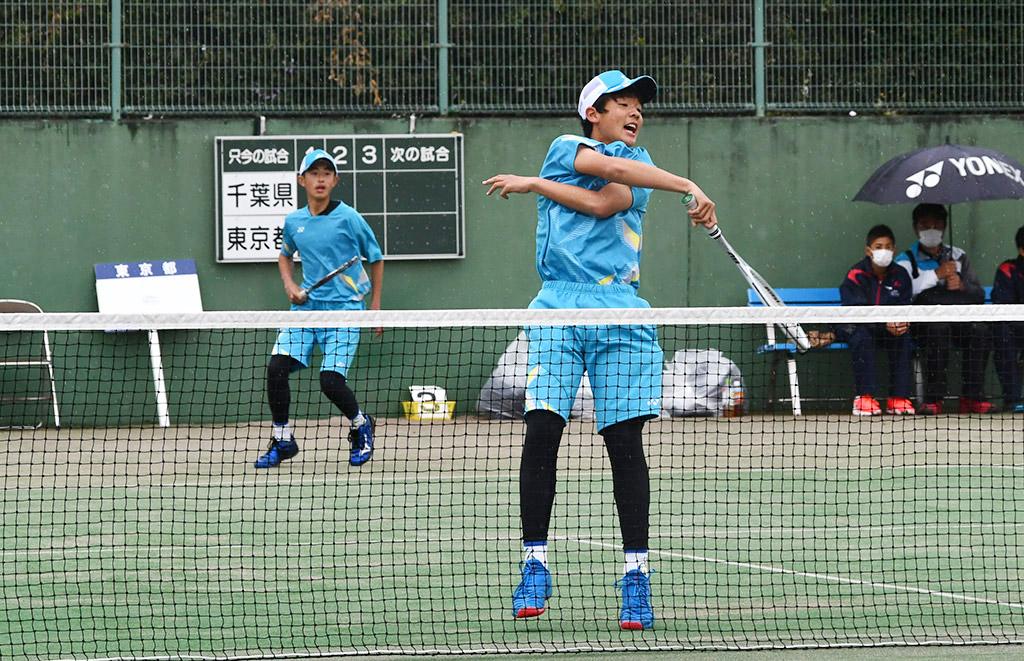 都道府県全中ソフトテニス代替,千葉県,東京都