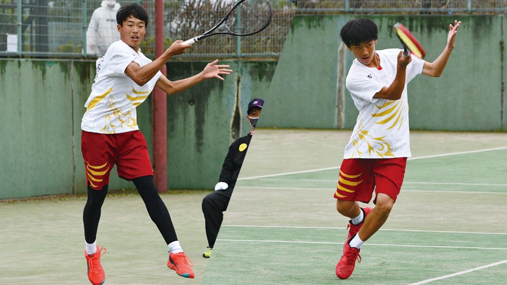 全国中学生ソフトテニス対抗戦,愛知県ソフトテニス代表,鈴木唯斗・大和朔也