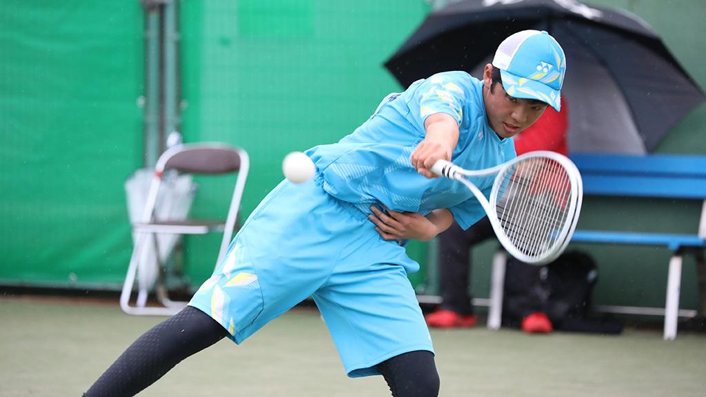全中代替,Soft Tennis Festa 2021,男子決勝戦