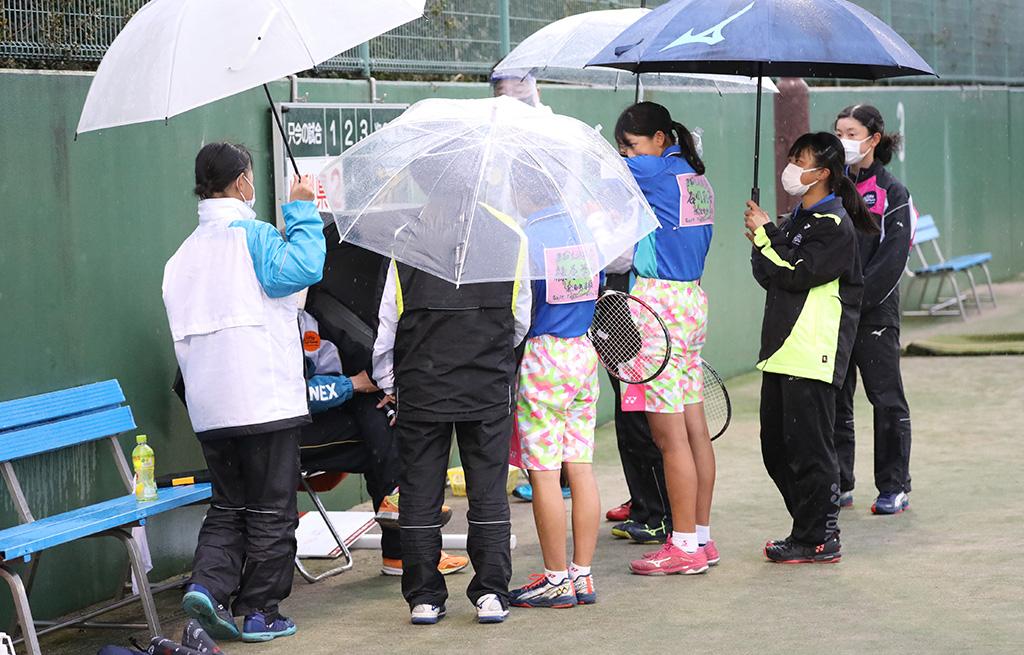 ソフトテニスフェスタ2021,女子優勝,愛知県代表
