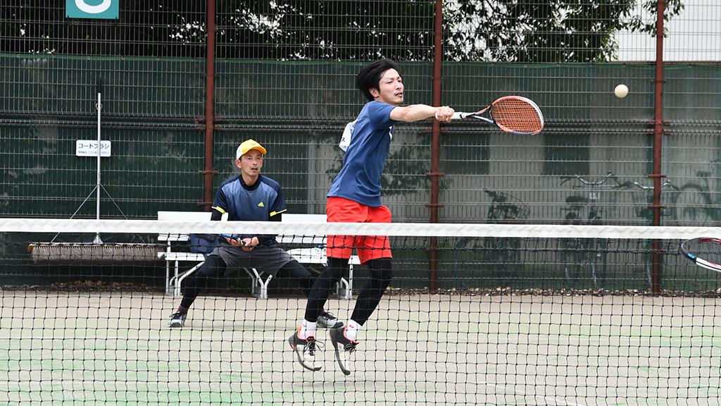 全日本社会人予選,35男子の部,所沢テニスクラブ