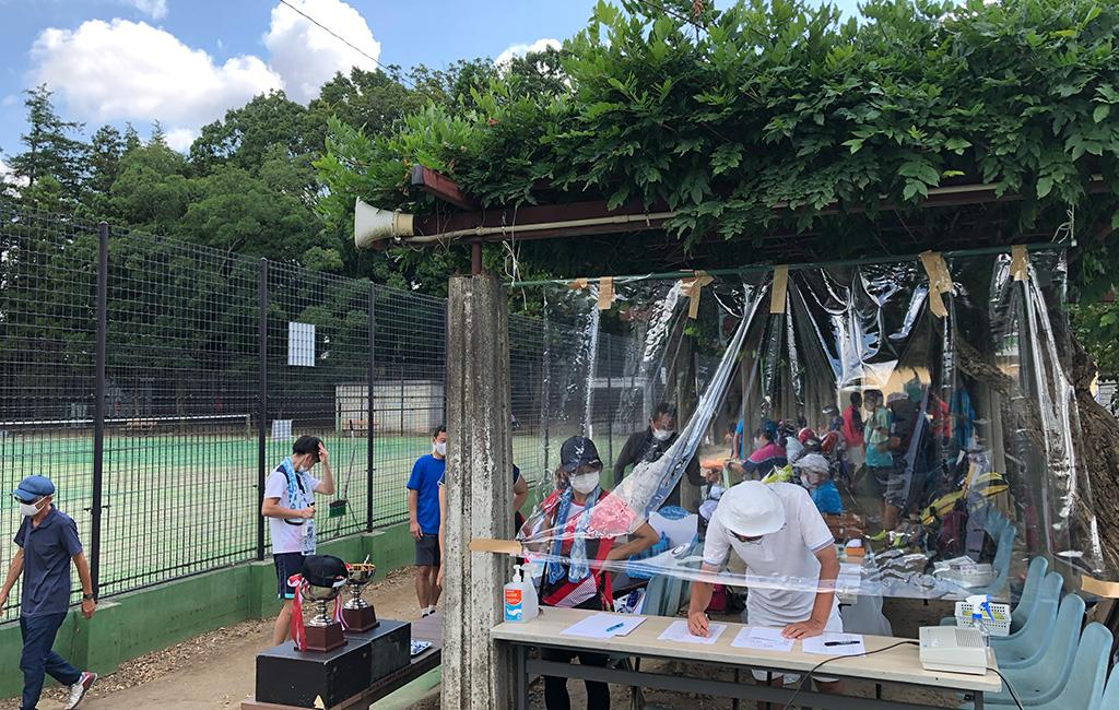 流山オープンソフトテニステニス大会,流山市総合運動公園テニスコート,流山市ソフトテニス連盟