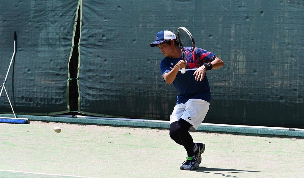 所沢テニスクラブ,荒川裕二郎