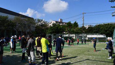 渋谷区民秋季ソフトテニス大会,渋谷区スポーツセンター