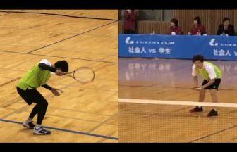 ソフトテニス ENRICH