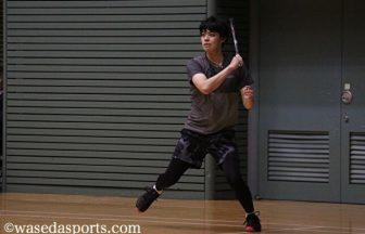 早稲田スポーツ,ルーセントカップ,長尾景陽