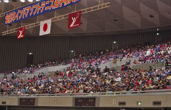 Soft Tennis homepage,全日本インドア