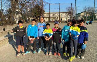 南大師ジュニアソフトテニスクラブ 『ときに楽しく、ときに厳しく』,小峯秋二,全日本アンダー