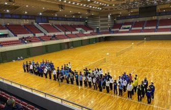 文大杉並,東海高等学校選抜ソフトテニスインドア選手権浜松大会,浜松インドア