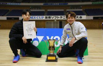 ぉまみ,YONEX CUP 国際札幌大会,船水上松
