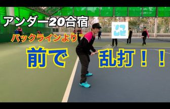 Soft Tennis Movie[ソフムビ],北本達己,全日本U-20,全日本アンダー