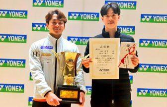 YONEX CUP, 国際ソフトテニス札幌大会,船水上松