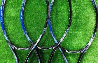 テニスと甘納豆のタジマヤblog,ヨネックス,ジオブレイク