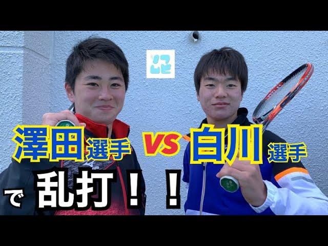 Soft Tennis Movie[ソフムビ],澤田吉広,白川雄己