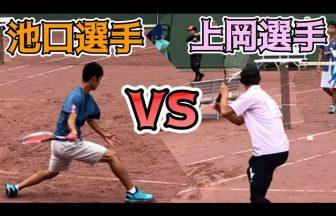 ソフトテニス ENRICH,池口季将,上岡俊介