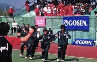 アジア選手権,国際大会,日本代表