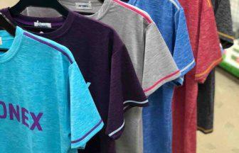 テニスと甘納豆のタジマヤblog,ヨネックス,Tシャツ