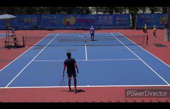 ソフトテニス台湾代表,シングルス,ユー・カイウェン