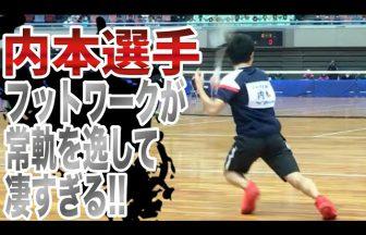 内本隆文,内本内田,ソフトテニス日本代表